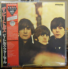 THE BEATLES,  BEATLES FOR SALE LP MONO EAS-70133 RED VINYL JAPAN NEAR MINT