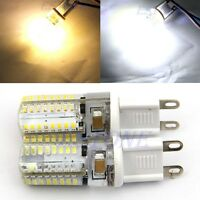 G9 64 LED 6W 3014 SMD Cool / Warm White Light Bulb Lamp Energy Saving 220V