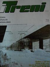 I Treni 78 - Littorine di tutti i colori - Test Ale 601 LIMA  [TR.29]