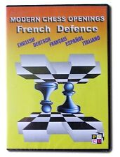 Modern Chess Openings. French Defence. New Software