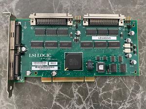 LSI Logic LSI22802 HVD High Voltage Differential SCSI PCI Card SYM22802