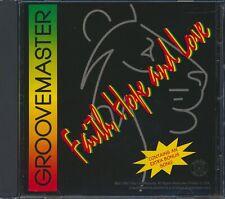 CD Groovemaster - Faith, Hope And Love