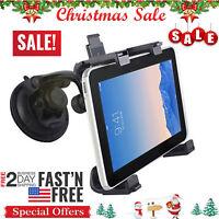 """Car Windshield Desk 360° Mount Bracket Holder for iPad 7""""-10.5"""" Tablet PC GPS"""