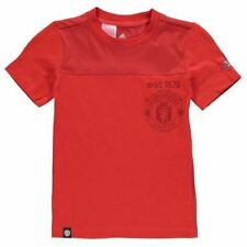 adidas Crew Neck Logo T-Shirts & Tops (2-16 Years) for Boys