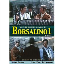 BORSALINO (1970) / Alain Delon / DVD, NEW