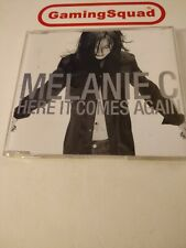 Here It Comes Again, Melanie C CD, Supplied by Gaming Squad