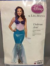 Leg Avenue Sexy Disney Princess Undersea Ariel Mermaid Halloween Costume Small