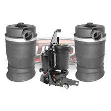 Rear Suspension Air Springs & Compressor Kit for 1997-2002 Ford Expedition 4X4