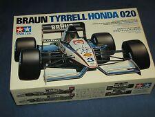Tamiya 1:20 ~ New BRAUN TYRRELL HONDA 020 Grand Prix Collection No 29 Model Kit