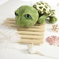 Neu Schildkröte Plüsch Plüschtier Stofftier Kuscheltier Landschildkröte Fast