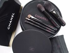 CHANEL Les Mini De Chanel Set of 5 Mini Brushes Holiday 2015 NIB