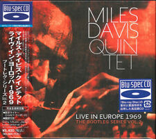 MILES DAVIS-BOOTLEG SERIES VOL.2-JAPAN 4 DIGIPAK BLU-SPEC CD Ltd/Ed U00
