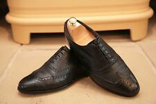 Vintage Edward Green for Ede and Ravenscroft Men's Leather Shoes Size UK 9