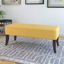 ID 919844 Rush Grass Upholstered Storage Bench