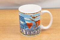 Texas State Facts Souvenir Mug - Cup