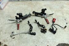 09 Ducati Monster 1100 S Innovative components foot rest peg shifter brake pedal
