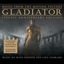 Gladiator - 2 x CD Complete - Anniversary Edition - Hans Zimmer