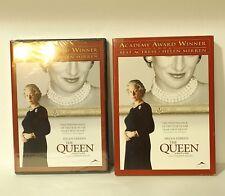 The Queen (DVD, 2007, Canadian) NEW with SLIPCOVER Helen Mirren REGION 1