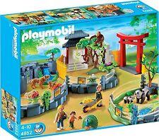 Zoo Asiático - PLAYMOBIL CITY LIFE 4852 - NUEVO