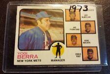 1973 Topps Yogi Berra #257 Baseball Card
