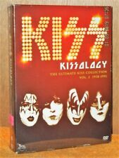 Kiss Kissology The Ultimate Collection Vol 2 1978-1991 (DVD, 2007, 4-Disc) music