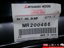 New Genuine Mitsubishi CE Lancer Bracket - Rear Bumper #MR200466