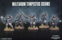 Warhammer 40K  - Militarum Tempestus Scions (New)
