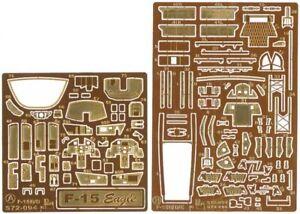 PART PT72094 MDD F-15 B/D EAGLE (ACADEMY-ESCI) SCALA 1:72