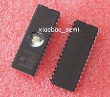 10pcs M27C1001-12F1 1 Mbit 128Kb x8 UV EPROM IC M27C1001 27C1001 ST DIP-32