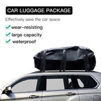 Universal Waterproof Car Top Rack Roof Bag Cargo  Travel Luggage Carrier