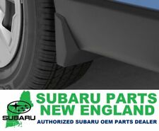 Genuine OEM Subaru Forester Splash Guards Mud Flaps (Set of 4) J101SSJ000