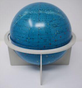 Vintage 1975 Scan-Globe Denmark Constellation Night Sky Celestial Star Globe
