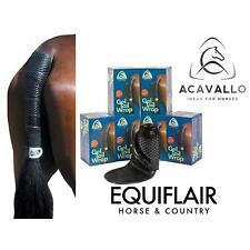 Acavallo Gel Tail Bandage - Protective Non Slip Bandage