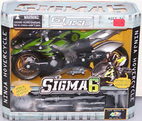 GI JOE Sigma Six Ninja Hovercycle. Hasbro 2005. unopened.