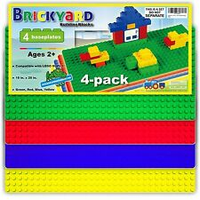 [Large 10 in. x 20 in.] 100% DUPLO®-Compatible Baseplate for Large Building B...
