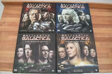 Battlestar Galactica Board Game plus all Expansions Great Condition