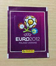 "BUSTINA SIGILLATA FIGURINE PANINI ""EURO 2012"" - VERSIONE STANDARD TUTTA VIOLA -"