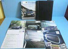 10 2010 BMW 5 Series/528i/535i/550i/xDrive owners manual with Navigation