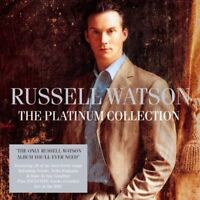 Russel Watson - The Platinum Collection Nuovo CD
