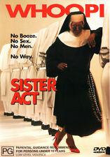 Sister Act  - DVD - NEW Region 4, 2