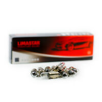 50 X BA7s Lampes Halogène Compte-Tours Éclairage de Tableau Bord T2W 2W Poires