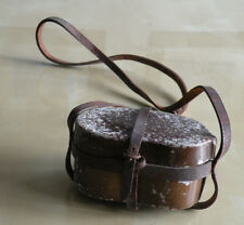 Rare WW2 Japanese Imperial Army Officer Mess Kit with Should Strap (Original)