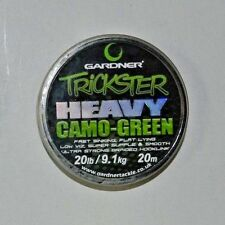 GARDNER TRICKSTER HEAVY CAMO-GREEN 20LB(9.1KG) / 20 M