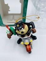 Looney Tunes Vintage 1999 Tazmanian Devil Ornament With Box Taz