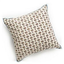 """CHAPS Home Throw PILLOW Size: 18"""" x 18"""" New SHIP FREE Quilted JULIETTE Bedding"""