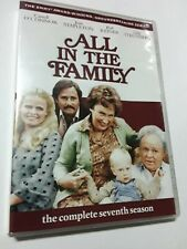 All In The Family The Complete Seventh Season 3 Dvd Set