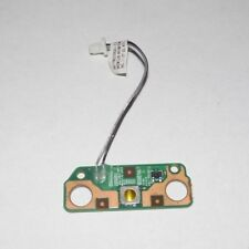 Toshiba C650 Power Button Board with Cable 6017B0258201 V000220650 (R2-27)