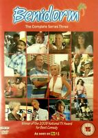Benidorm - The Complete Series Three (DVD) New & Sealed