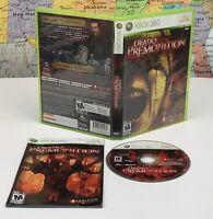 SHIPS SAME DAY Deadly Premonition Microsoft Xbox 360, 2010 Tested Rare Xbox Game