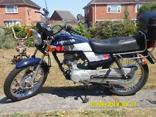 Honda CG 125 .very low mileage, great condition